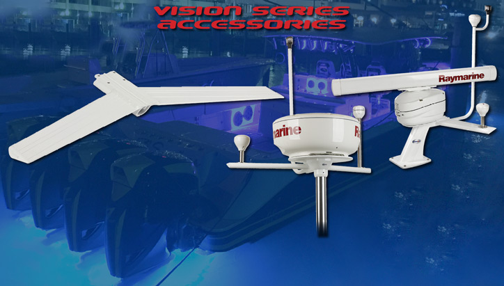 Antenna Mounting Wings-