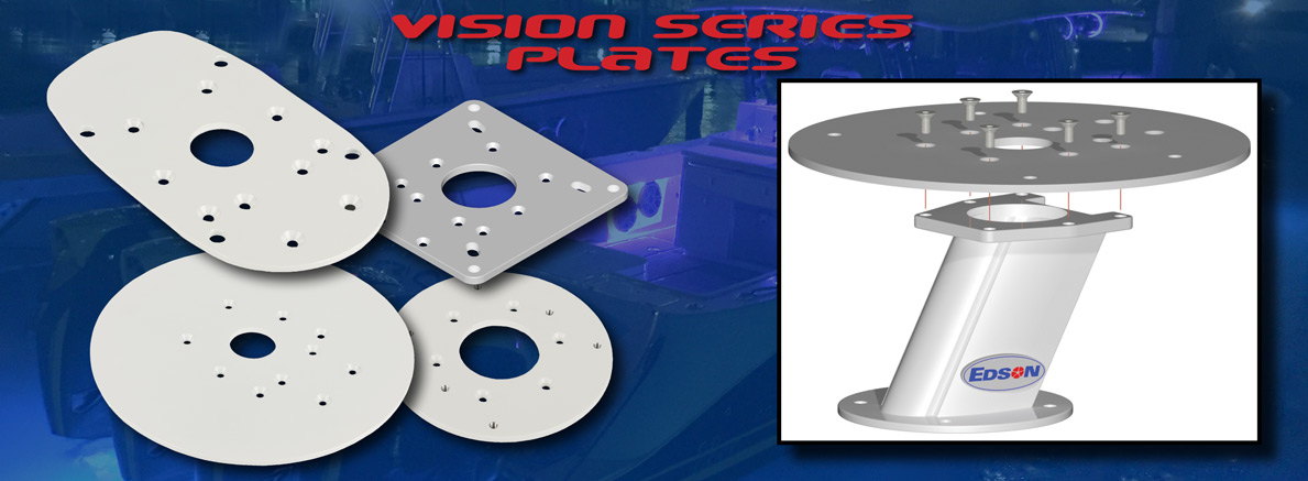 Vision Series Mounting Plates